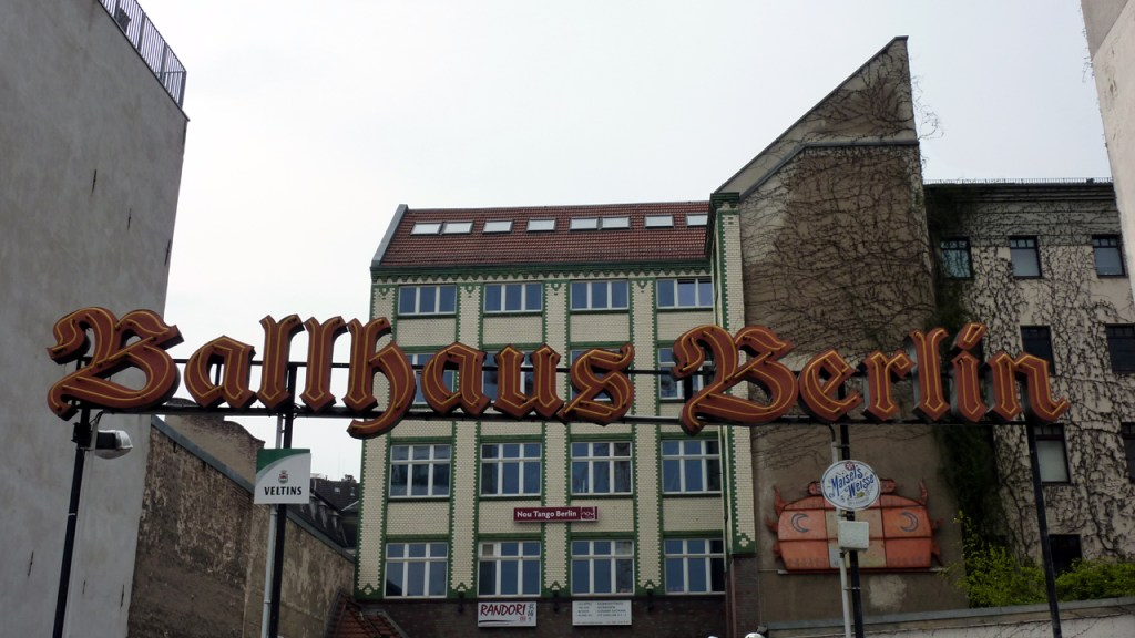 Berlin Mitte - Ballhaus Berlin