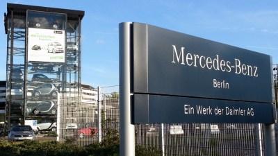 """Berlin Mariendorf: Das """"Daimler Werk"""""""
