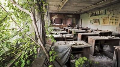 Tschernobyl: Bilder gegen das Vergessen - Bild01 ©Gerd Ludwig/Institute - hauptstadtkultur.de