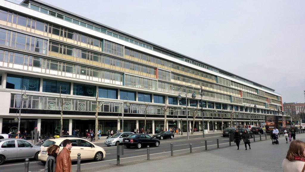 Bikini Haus Berlin am Zoo - City West Shopping