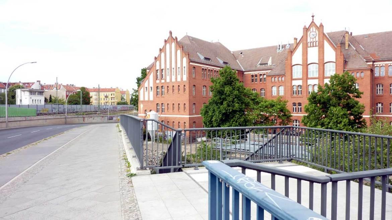 Jugendherberge entsteht in Berlin-Ostkreuz