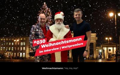 #030 – Der Weihnachtsmann aus dem KaDeWe |Weltpremiere