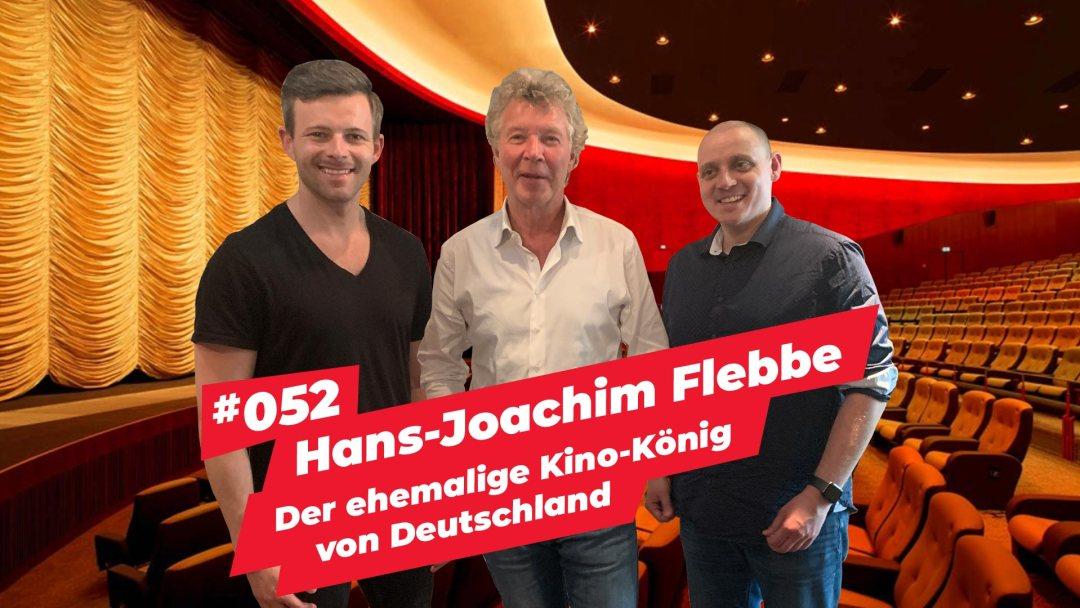 Hans-Joachim Flebbe zu Gast bei Hauptstadt Podcast