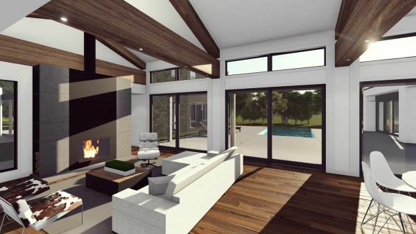 New Modern House Ditch – HAUS   Architecture For Modern ...