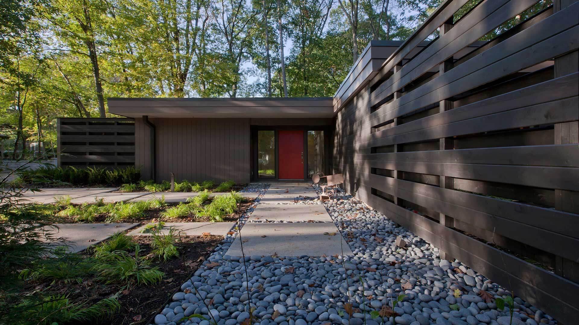 Midcentury Modern Renovation 2 Haus Architecture