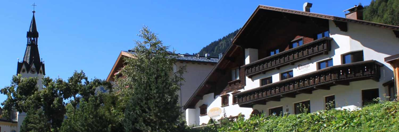 Haus Thomas, Ischgl, Mathon