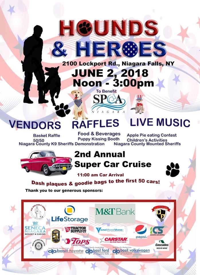 Niagara County SPCA event
