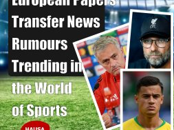 European Papers and Transfer News