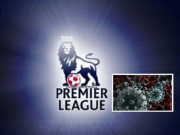 English Premiere League Postponed image