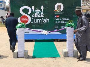 Hausa TV launched it Flagship program Sallah Jum'ah 3