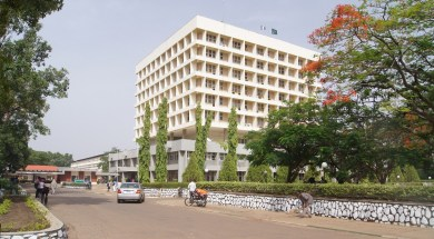 Covid-19: ABU Decontamination and Disinfection of Samaru and Kongo Campuses