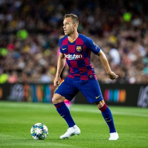 Agreement with Juventus for the transfer of Arthur Melo 1