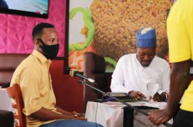 Eddys Pizza Gives Back to our Zongo Community