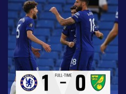 Chelsea move one step closer to Champions League qualification