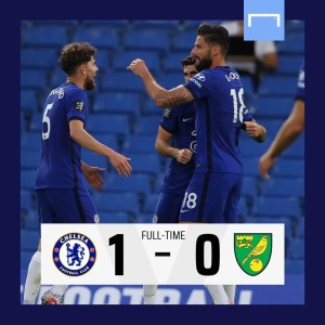 Chelsea Move One Step Closer To Champions League Qualification 1