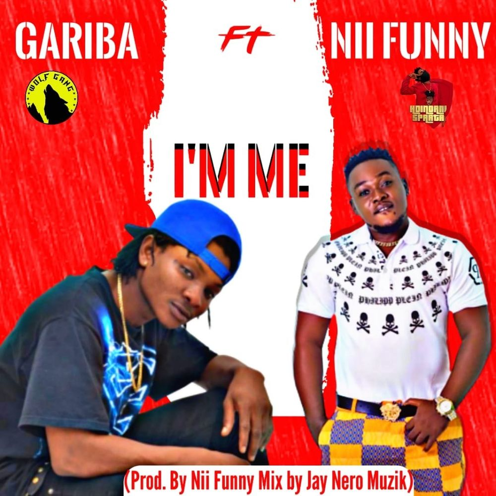 Gariba - Am Me ft Nii Funny - Audio Mp3 Download