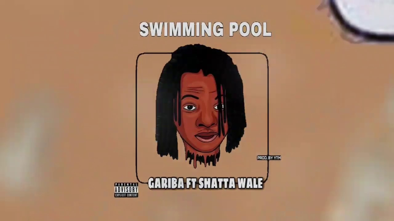 Gariba Ft. Shatta Wale -Swimming - Audio Mp3 Download