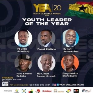 young Ghanaians to SET HIGHER GOALS 1