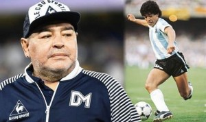 The Death Of This Golden Legend Called Diego Maradona 1
