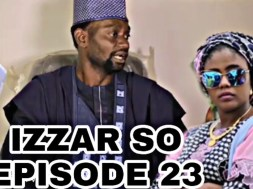 IZZAR SO EPISODE 23