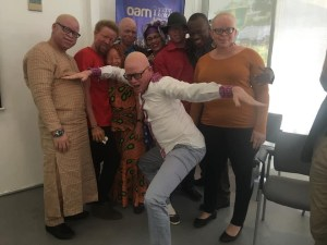 albinism experience in various areas 2