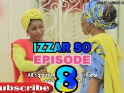 IZZAR SO – EPISODE 8
