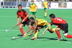 Ghana Hockey Players To Get Busy 1