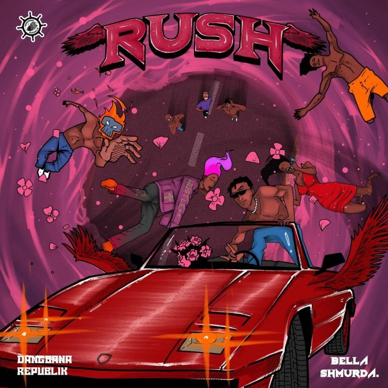 Download Living In A Rush By Bella Shmurda 1