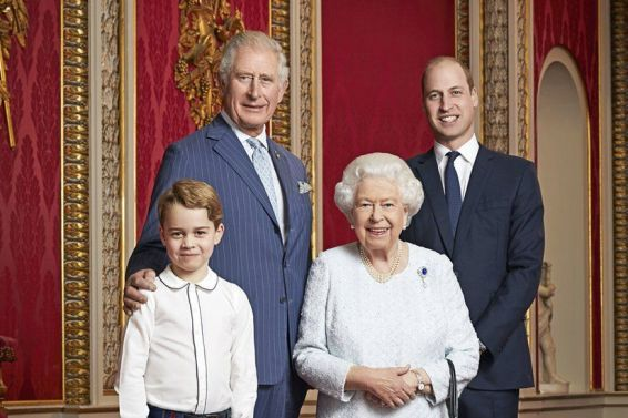 Royal Family Tree And Line Of Succession