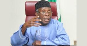 Audu Ogbe, Ministan Noma Da Raya Karkara