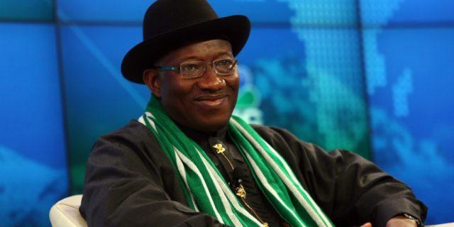 Goodluck Jonathan, Tsohon Sugaban Kasa