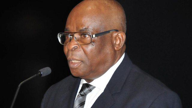 Walter Onnoghen, Dakataccen Shugaban Alkalan Nijeriya