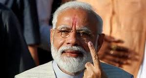 Narendra Modi, Fira-ministan India