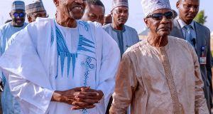 Shugaban Guinea Ya Yi Bikin Sallah A Jihar Katsina