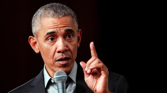 Barrack Obama, Tsohon shugaban AmurkaN Amurka.