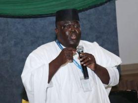 Chidi Izuwah, Shugaban Hukumar Ta ICRC