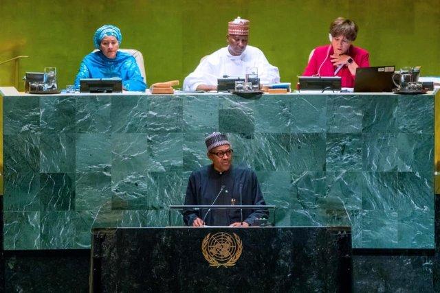 Shugaban Kasa Muhammadu Buhari