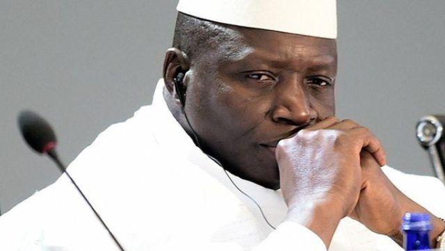 Yahya Jammeh, Tohon Shugaban Kasar Gambia