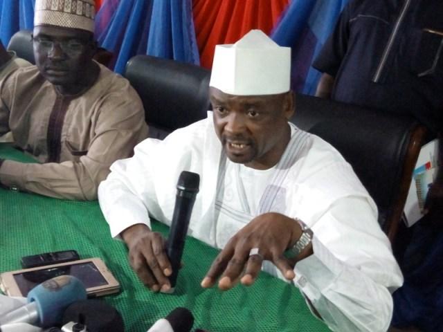 Uba Nana, Shugaban Jam'iyyar APC Jihar Bauchi