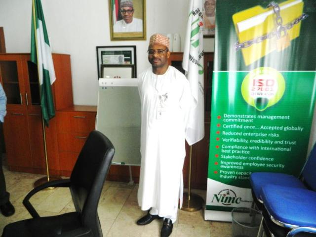 Aliyu Aziz, Shugaban Kasa Muhammadu Buhari, Ya amince Da Sake Nada