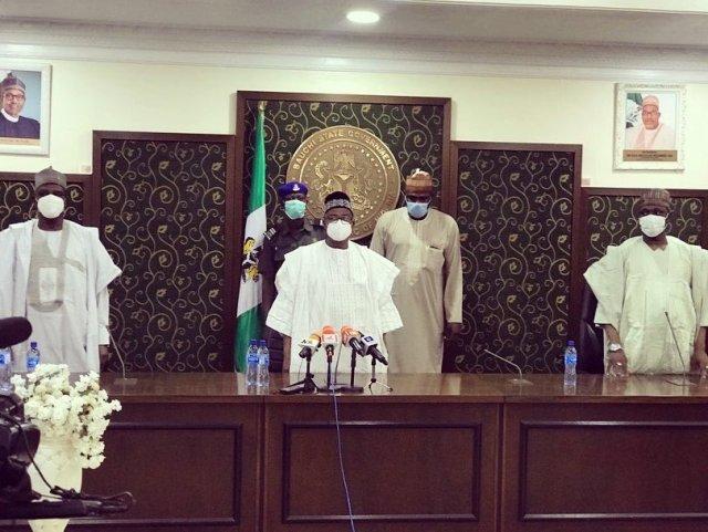 Bala Mohammed ne na farko da COVID19 ta kama a jihar Bauchi.