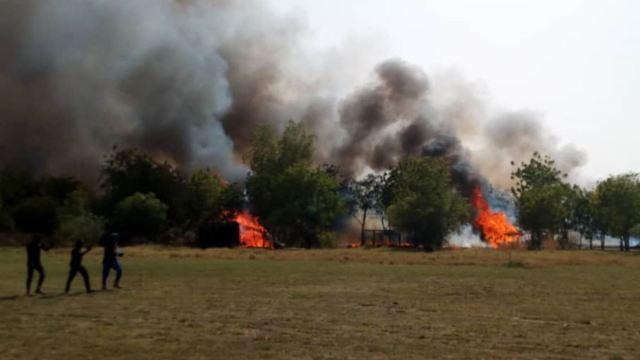 'Yan Ta'adda Sun Kai Hari A Garin Dapchi Da Ke Jihar Borno