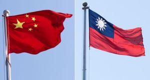 CHAINA AND TAIWAN