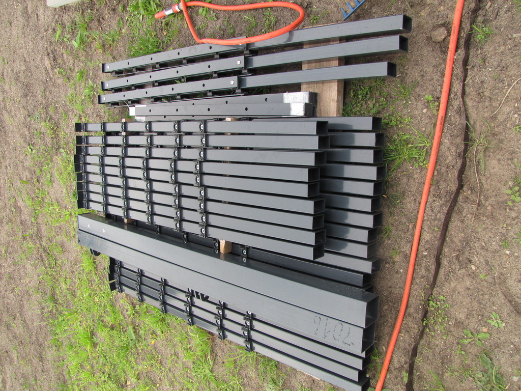 Zaunpfosten Setzen Anleitung Zaun Und Gartenzaun Bauen