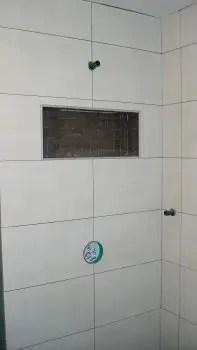 ✅ Nische Fliesen empfehlen Dusche Gefälle