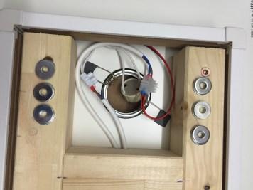 46 LED Streifen Kabel