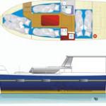 Hausboote in Masuren