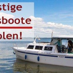 Masuren Hausboote Frühbucherrabatt