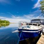 Hausbootferien 2018 schon geplant?