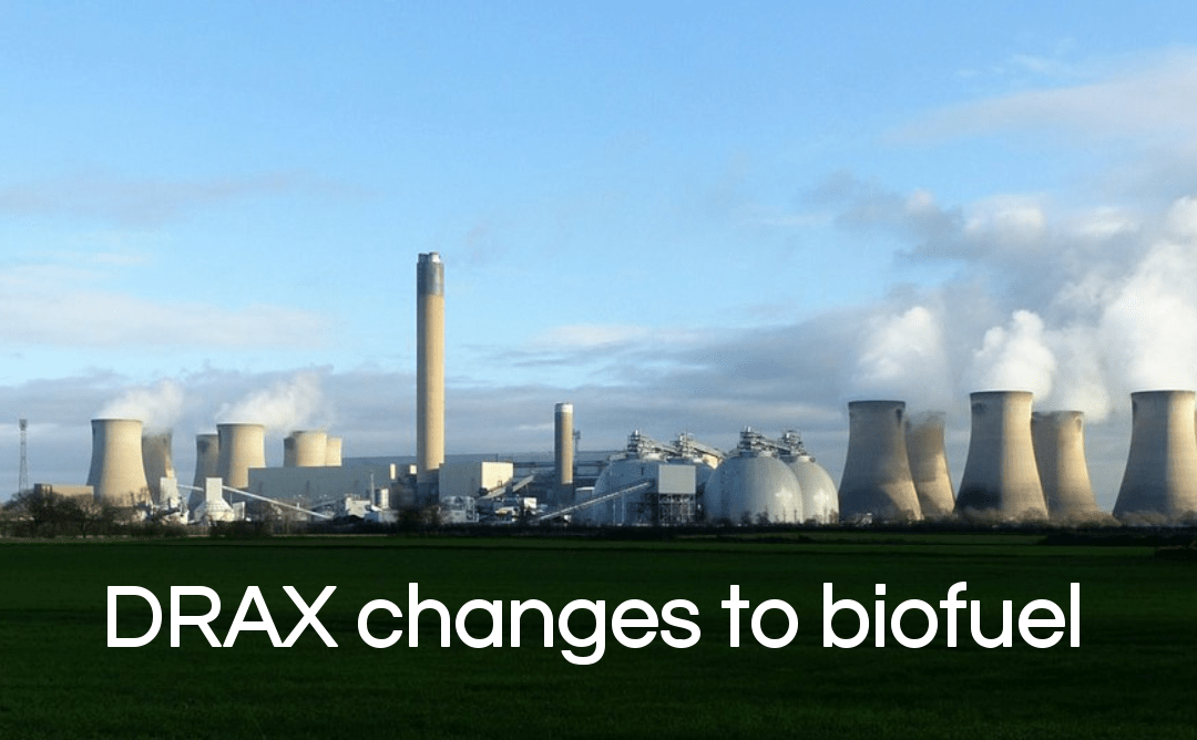 Drax goes from coal to bioenergy